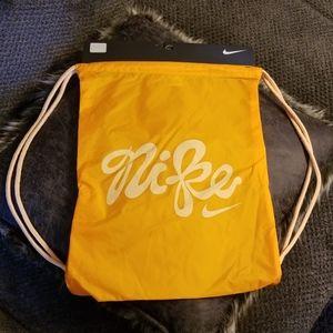 NIKE Gym Sak Drawstring Bag